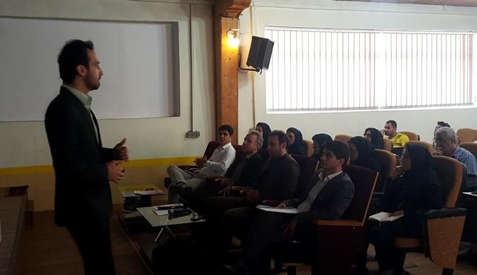 همایش تاثیر هوش هیجانی در رهبری اثربخش با شرکت مدیران آموزشگاه های آزاد استان  برگزار شد